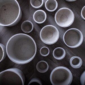 Saksije i drugi proizvodi od betona